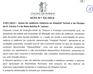 Hospital_Termal_Autos_Cedência